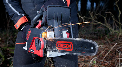 Oregon electric chainsaw