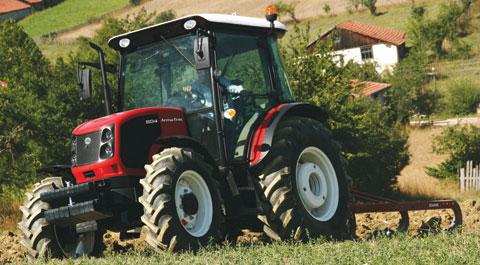Armatrac tractor
