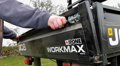 JCB Workmax 800D 4x4