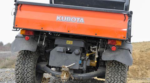 Kubota RTV900