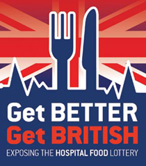 Hospital food logo