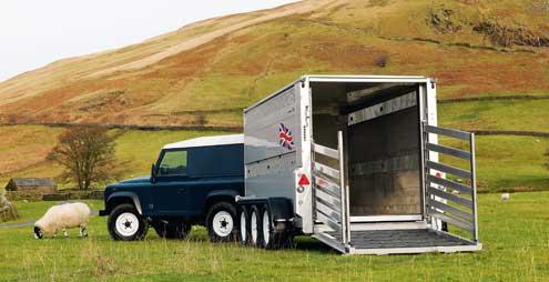 Houghton-livestock-trailer