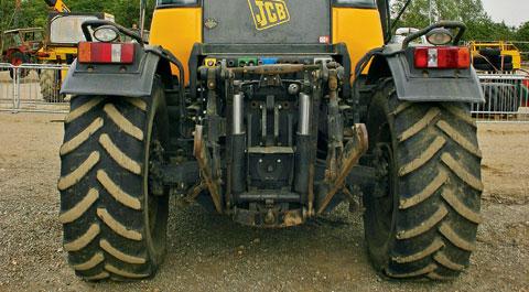 JCB Fastrac 3220