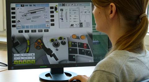 Claas Simulator