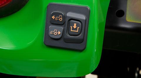 John Deere fender switches