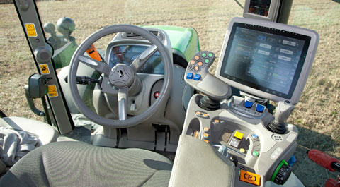 Deutz 7-series cab