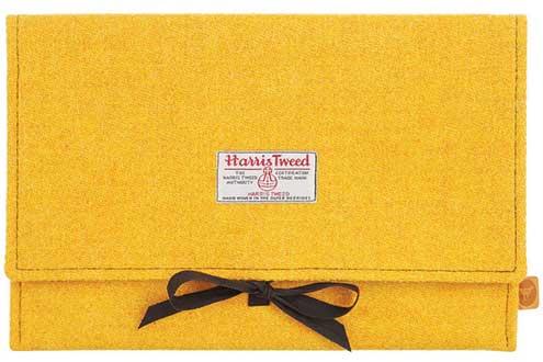 Tweed iPad cover