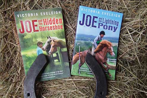 Pony books