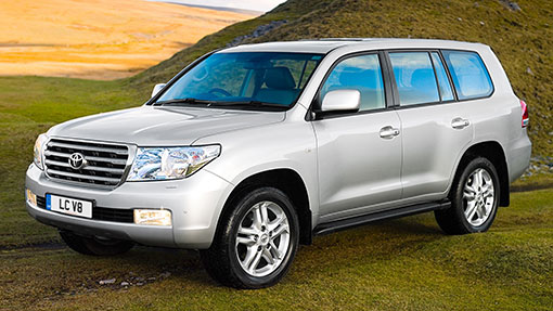 Toyota Land Cruiser V8