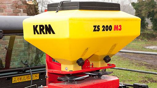 KRM ZS 200 M3 slug pelleter