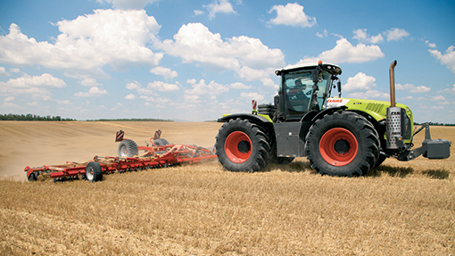 Claas Xerion 5000VC