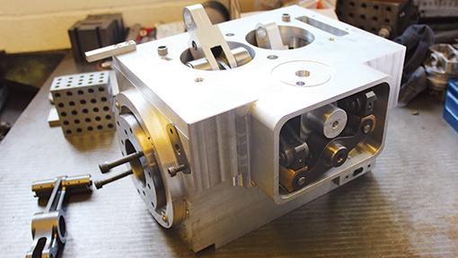 cam engine