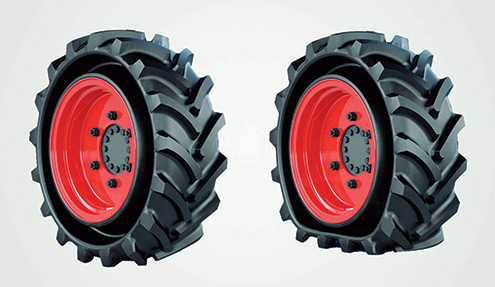 Mitas PneuTrac cconcept tyres