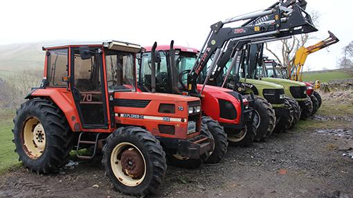 Tunstall Tractors