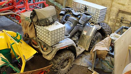 Can-Am 650 ATV