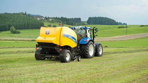 New Holland Crop cutter