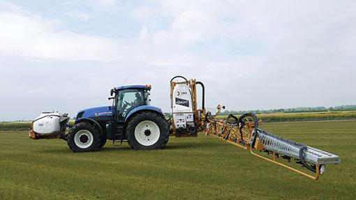 Knight Farm Machinery Xtra sprayer