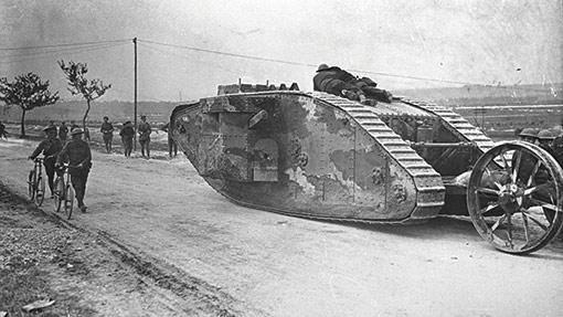 Tractors at war2