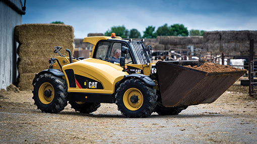 Cat-telehandler