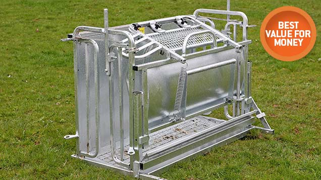 Ironworks Rollover Crate