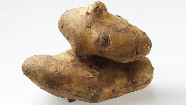 Ugly potatoes